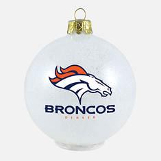 NFL LED Ornament - Broncos