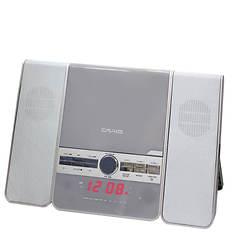 3-Pc. CD Shelf Radio