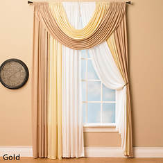 Bella Window in a Bag - Gold
