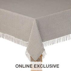 """Homespun Table Linen - 60"""" x 84"""""""
