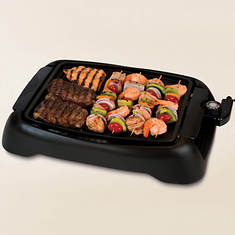 Indoor Smokeless BBQ Grill