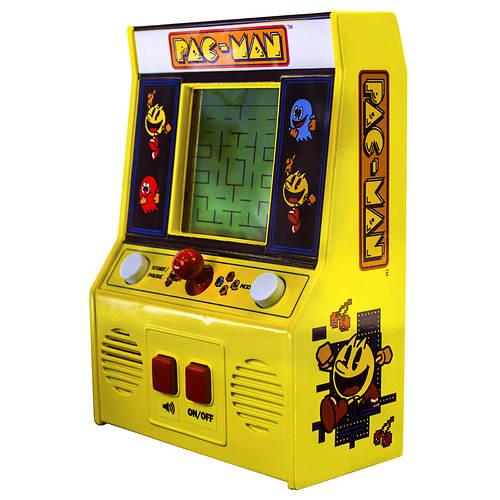 Retro Hand-Held Arcade Games