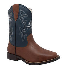 """Tecs 8"""" Western Pull On (Boys' Toddler-Youth)"""