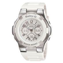 Casio Baby G White Ana-Digi Watch