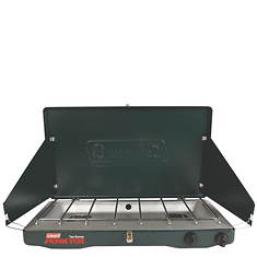 Coleman 2 Burner 20000 BTU LP Camp Stove