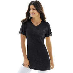 Rolled Sleeve Pocket Tee