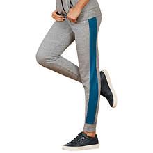 Marled Colorblock Jogger Pants