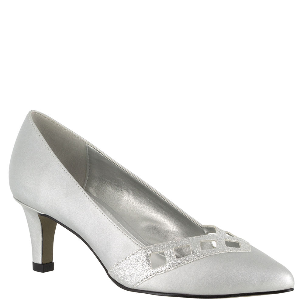 Retro Vintage Style Wide Shoes Easy Street Valiant Womens $59.95 AT vintagedancer.com