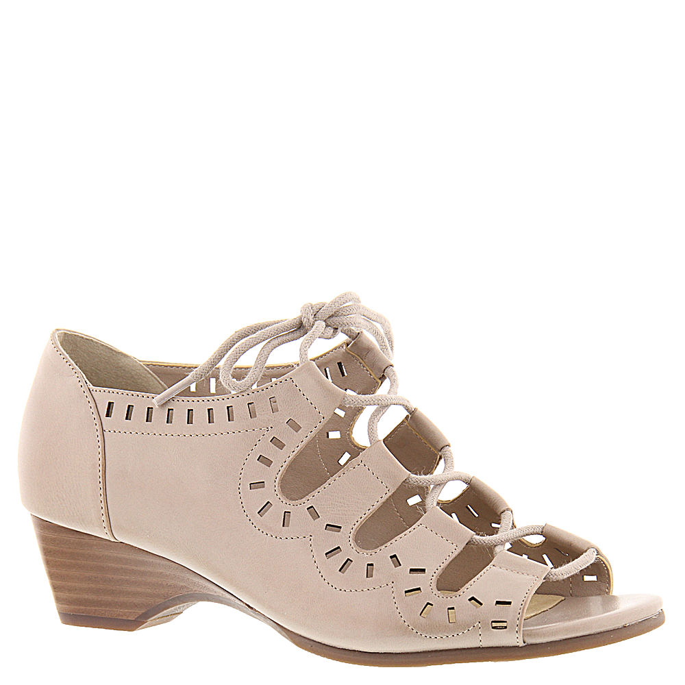 Retro Sandal History: Vintage and New Style Shoes Bella Vita Prescott Womens $89.95 AT vintagedancer.com