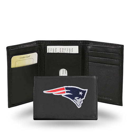 NFL Embroidered Trifold Wallet