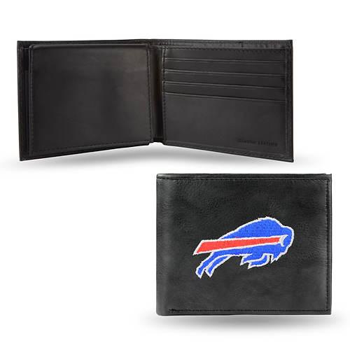NFL Embroidered Billfold