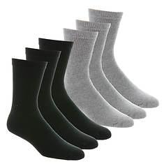 Fox River Men's 6-Pack Crew Socks