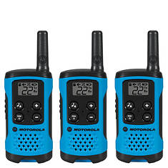 Motorola Talkabout Two-Way Radio Three-Pack