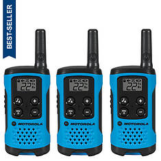 Motorola Talkabout Two-Way Radio Three-Pack