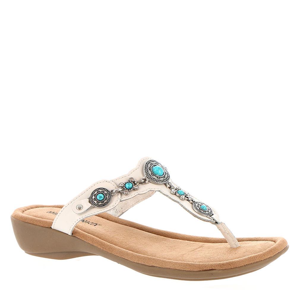 Minnetonka Ratan Thong Sandals