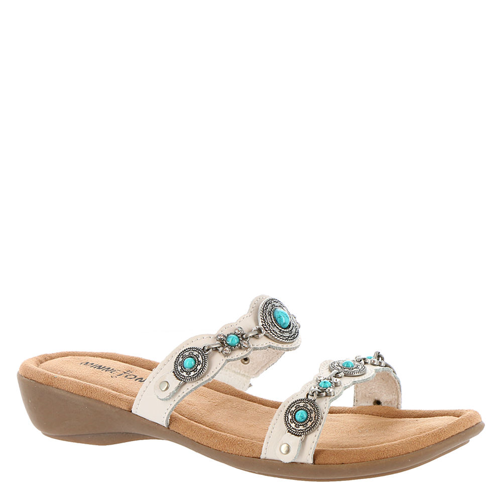 Minnetonka Ratan Slide Women's Sandals