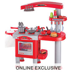 World Tech 40-piece Kid's Kitchen Playset