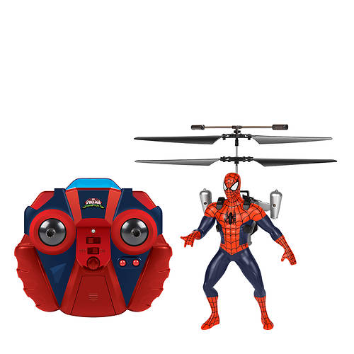 Spider-Man Figure R/C Helicopter