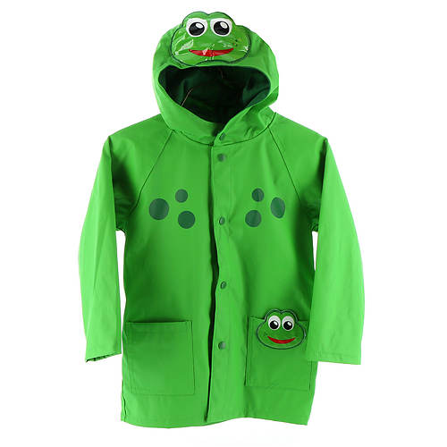 Western Chief Frog Raincoat (Boys')