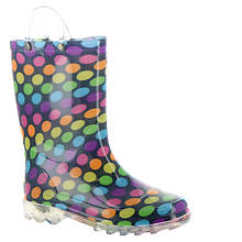 Western Chief Darling Dot Lighted (Girls' Toddler-Youth)