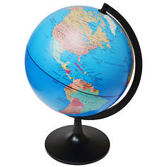 "11"" Desktop Political Globe"
