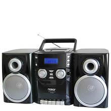Naxa Portable CD/Cassette/AM/FM System