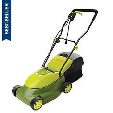 "Sun Joe 14"" Corded Electric Mower With Bagger"