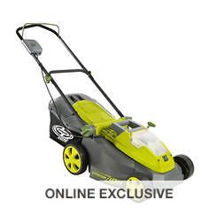 "Sun Joe 16"" 40V Cordless Lawn Mower"