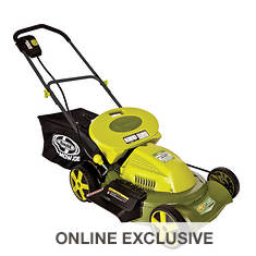 "Sun Joe 20"" 3-in-1 Electric Lawn Mower"