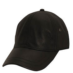 Stetson Classic Men's Leather Ball Cap
