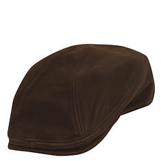 Stetson Classic Men's Leather Ivy Satin Lined Hat