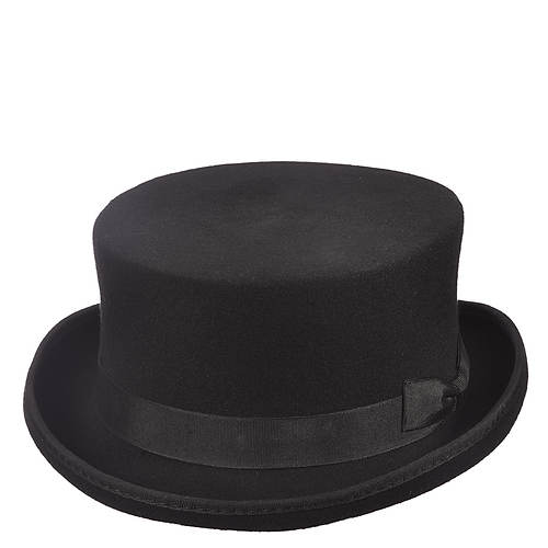 Scala Classico Men's Felt Steam Punk Top Hat