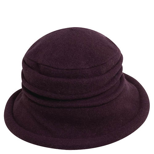 Scala Collezione Cloche Boiled Wool (Women's)