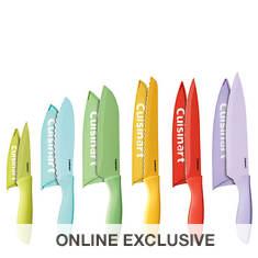 Cuisinart 12-Piece Ceramic Knife Set