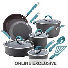 Rachael Ray Cucina 12-Piece Cookware Set