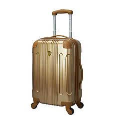 "Travelers Club Polaris 20"" Metallic Carry-On"