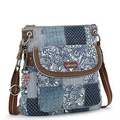 Sakroots Flap Crossbody Handbag