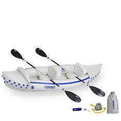 Sea Eagle Sport Kayak Deluxe Package