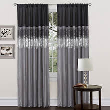Lush Décor - Night Sky Window Curtain