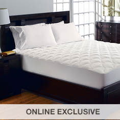 350 Thread Count Dual Action Mattress Pad