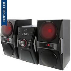 iLIVE Light-Up CD/FM Stereo System