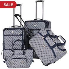 American Flyer Milan 4-Piece Luggage Set