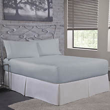 BedTite™ Microfiber Sheet Set-Light Blue