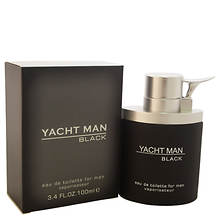 Myrurgia - Yacht Man Black