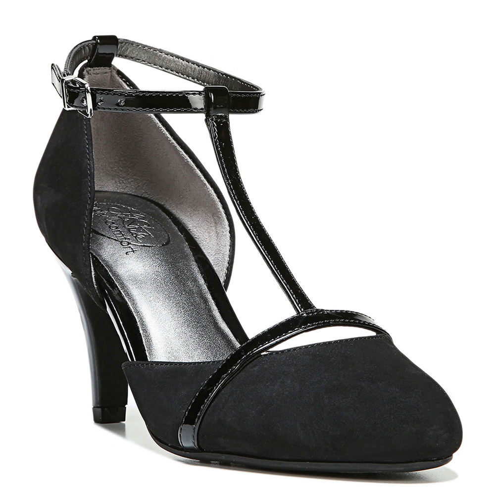 Cool Black And White 1920s Oxford Gangster Womens Shoes | ACCESSORIES