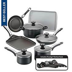 Farberware 17-Piece Cookware Set