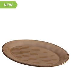 """Rachael Ray Cucina 10""""x14"""" Stoneware Platter"""