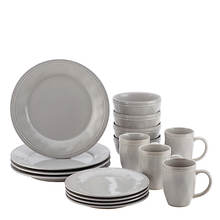 Rachael Ray Cucina 16-Piece Dinnerware Set