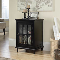 Sauder Barrister Lane Display Cabinet