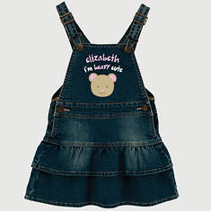 Personalized Beary Cute Dress